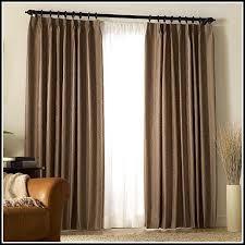 Patio Door Thermal Blackout Curtain Panel Thermal Lined Patio Door Curtains Memsaheb Net