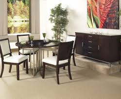 table formidable dark wood round dining room tables striking