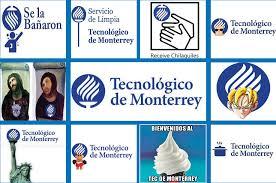 Memes Tec - layout redise祓o de logotipo del itesm