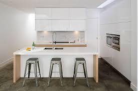 white and oak handleless kitchen true handleless kitchens co uk