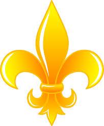 fleur de lis clip art free cliparts co