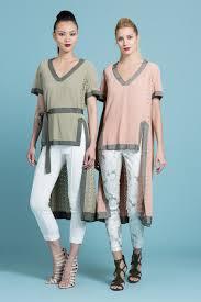 belted blouse kimono hi low belted blouse byron lars