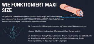maxi size maxisize komplett analysiert wirksam oder abzocke