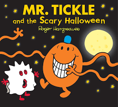 halloween photo book mr tickle and the scary halloween mr men u0026 little miss