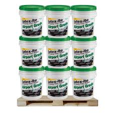 Concrete Patio Sealer Reviews by Latex Ite 4 75 Gal Airport Grade Driveway Filler Sealer 36 Pails