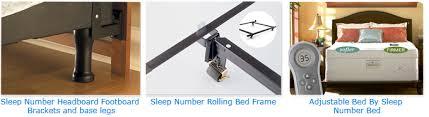 Sleep Number Adjustable Bed Frame Sleep With Ease Sleep Number Bed Comfort