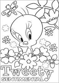 colring pags tweety coloring pages coloring pages print
