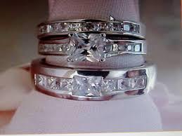 three ring wedding set 3 ring wedding set the wedding specialiststhe wedding specialists