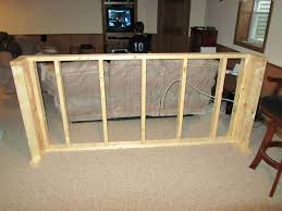 Storage Behind Sofa Bar Table Behind Theater Seats Avs Forum Home Theater Discussions