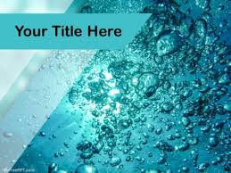 Water Powerpoint Templates by Free Water Powerpoint Templates Myfreeppt