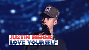 justin bieber all around the world rtl justin bieber love yourself jingle bell ball 2015 youtube