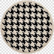 packs houndstooth collection cut out houndstooth rugs pack
