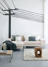 modern living room design with telephone pole 59 green way parc