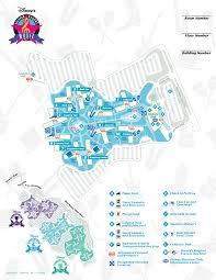 disney art of animation floor plan all star resort music map