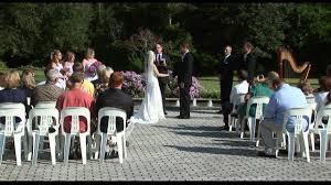 wedding ceremony at leu gardens winter park fl youtube
