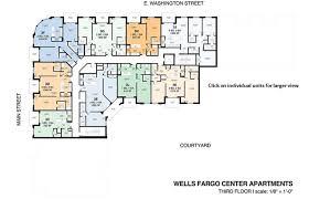 wells fargo center floor plan wells fargo center apartments greenville sc apartment finder