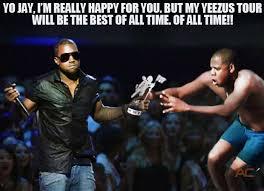Jay Z Diving Memes - kanye vs jay z at the mtv vmas jay z diving know your meme