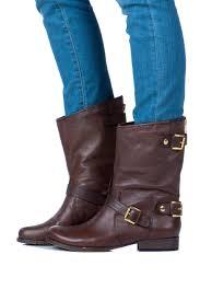 boots moto steve madden shoes enngage moto boot francesca u0027s