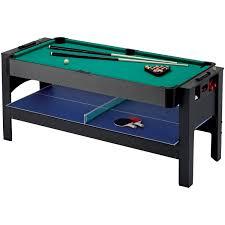 3 in one pool table fat cat 3 in 1 flip gametable walmart com