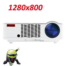 3d home theater aliexpress com buy 3000 lumens smart lcd tv led projector full