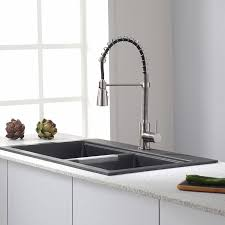 gold kitchen faucets gold kitchen faucet with sprayer