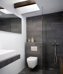 Small Ensuite Bathroom Ideas Stylish Grey Bathroom Ideas For Clean House Styles Traba
