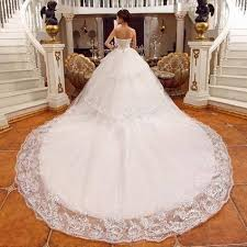 wedding dress brokat valentineolshop