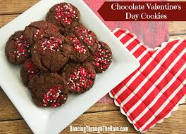 day cookies chocolate s day cookies recipe