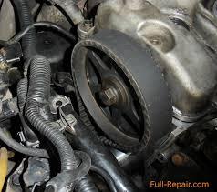 hyundai tucson timing belt timing belt replacing of crdi engine
