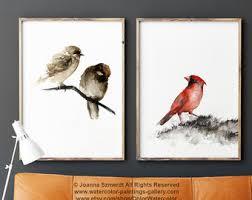 birds home decor bird home decor etsy