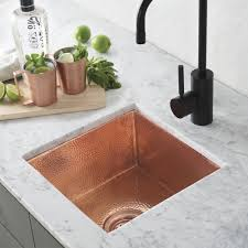 native trails copper sink cantina copper bar kitchen prep sink cps234 native trails