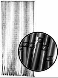 Beaded Doorway Curtains Beaded Curtains Black Bamboo Doorway Curtain