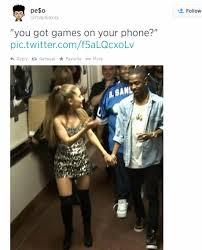 Ariana Grande Meme - the very best big sean ariana grande memes yougotgames bossip