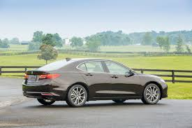 acura tlx moves into 2017 my with new colors and a starting price