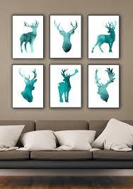 Christmas Deer Mantel Decorations by Best 25 Deer Decor Ideas On Pinterest Deer Horns Decor Hallway