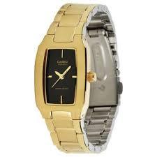 Jam Tangan Casio Gold jam tangan casio original ltp 1165 wanita warna gold
