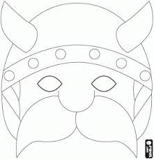 viking ship coloring page viking mask coloring page vikings pinterest vikings