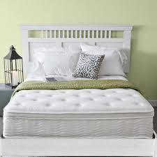 Bed Spring Priage Euro Box Top 12 Inch Queen Size Icoil Spring Mattress