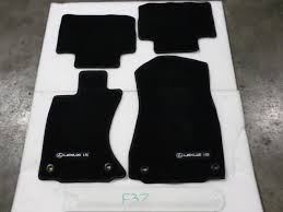 lexus is350 f sport package for sale used lexus is350 floor mats u0026 carpets for sale