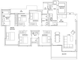 the terrace ec floor plans