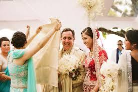 american wedding traditions indian american wedding in princeville hawaii junebug weddings