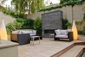 contemporary party garden small garden ideas u0026 design