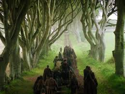 Game Of Thrones Google Map Post Game Of Thrones Finale Check Out The Show U0027s Real World