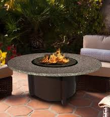 Propane Coffee Table Fire Pit by Carmel Chat Height Gas Propane Fire Pit Table U2013 Fire Pit Plaza