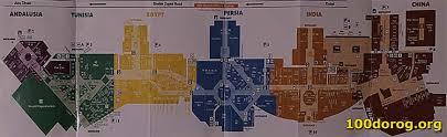 ibn battuta mall floor plan ибн баттута молл в дубае ibn battuta mall 100dorog org