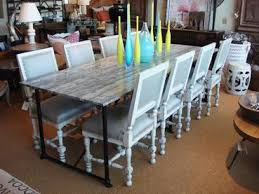 marble slab dining table mecox gardens