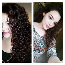 can hair be slightly curly or wavy updated curly wavy hair routine for fine thin hair youtube
