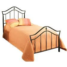 hillsdale wrought iron beds wallskid