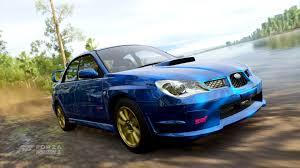 hawkeye subaru rally forza horizon 3 cars