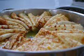 soja cuisine recettes recettes de crêpes au lait de soja